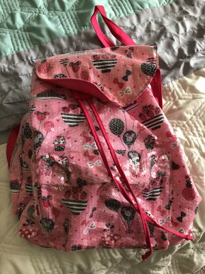 Pink Disney backpack for Sale in Kissimmee, FL