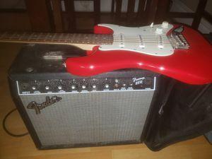 FENDER AMP AND GUITAR for Sale in Redlands, CA