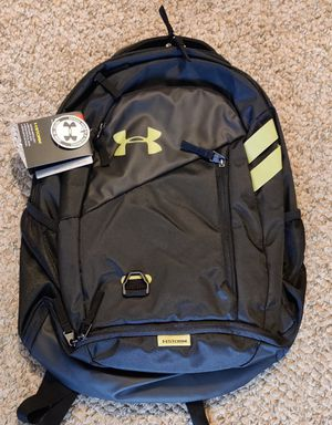 Under Armor backpack - Hustle 4.0 for Sale in Brunswick, OH