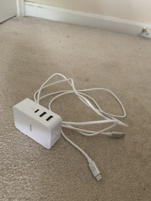 MacBook USB-C Charger by iHome for Sale in Lorton, VA