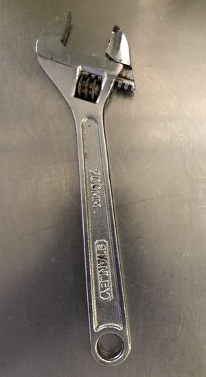 Adjustable Wrench for Sale in San Lorenzo, CA