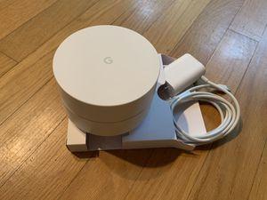 Google Wifi Mesh Router (AC-1304) for Sale in Lexington, MA