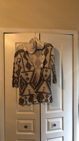 Charlotte Russe small cardigan w/ hood for Sale in Tampa, FL
