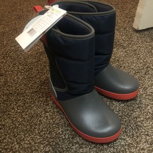 Kids Croc Snow/Rain Boots for Sale in San Bernardino, CA