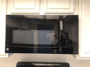 Kenmore microwave/ hood for Sale in Burbank, CA