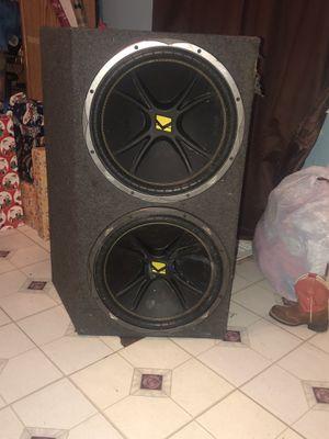 Speakers for Sale in Dallas, TX