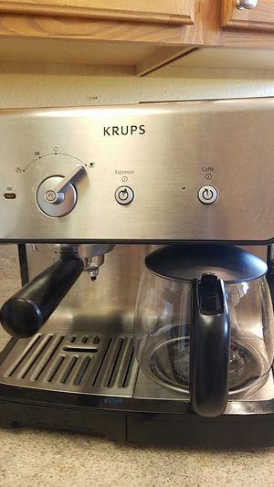 Krups coffee and espresso maker for Sale in Deltona, FL