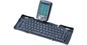 Compaq foldable keyboard for Sale in Seminole, FL
