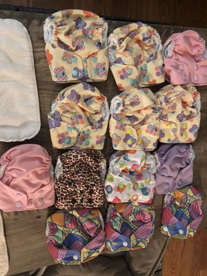 Newborn Cloth diapers for Sale in Severna Park, MD