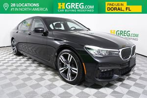 2016 BMW 7 Series for Sale in Doral, FL