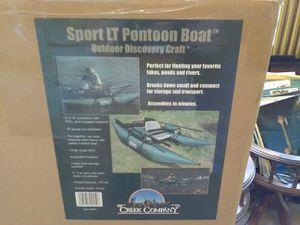 Sport pontoon boat for Sale in Fredericksburg, VA
