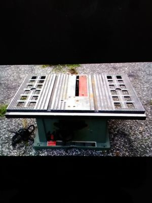 Delta table saw for Sale in Detroit, MI