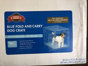 Medium dog crate for Sale in San Diego, CA