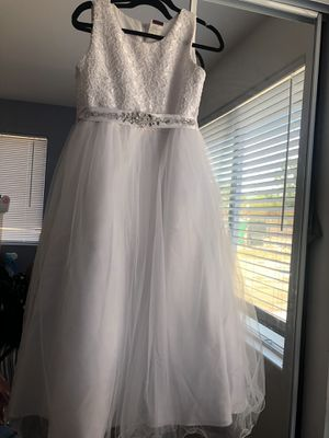 Beautiful first communion/baptism dress for Sale in Jurupa Valley, CA