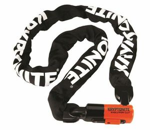 Motorcycle chain and lock combo 5ft 6in long Kryptonite combination lock at All Rider Gear for Sale in San Diego, CA