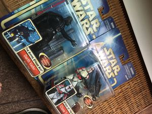 StarWars Collectible action figures for Sale in El Cajon, CA