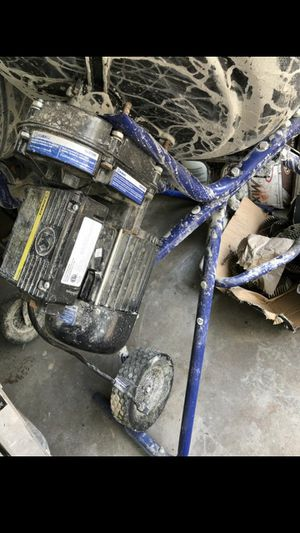 Trompo mixtiador cemento for Sale in Rockwall, TX