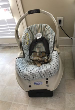 Graco car seat set for Sale in Nashville, TN