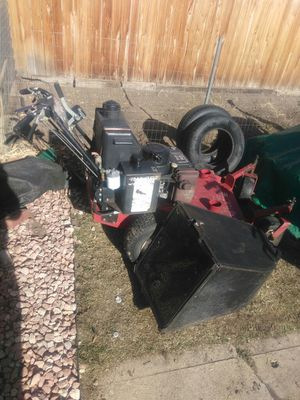 Lawn mower encote hydraulic for Sale in Englewood, CO