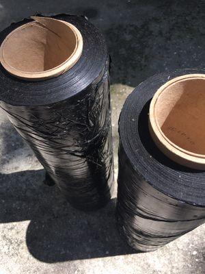 Pallet stretch wrap for Sale in Hudson, FL