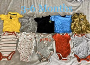 Baby Clothes 3-6 Months for Sale in Orlando, FL