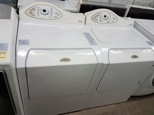 Maytag Neptune Front Loader Washer Dryer gas set for Sale in Laguna Woods, CA