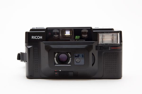 Ricoh FF-3 35mm Film Camera!