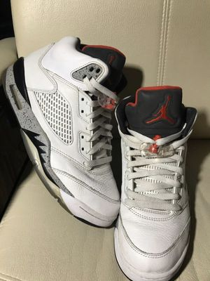 Jordan 5 Retro White Cement Offer or Trade for Sale in Hayward, CA