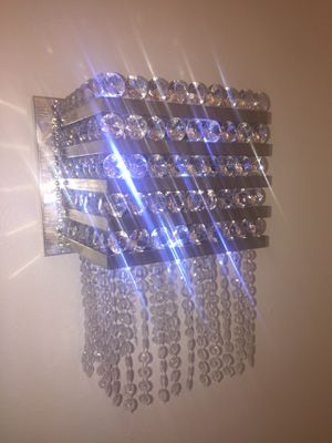 LED Battery light Wall Chandelier for Sale in St. Louis, MO