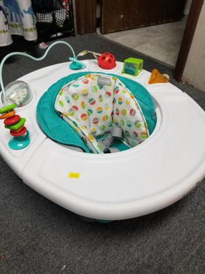 Summer 4 in 1 super seat infant baby sit up seat for Sale in Seattle, WA