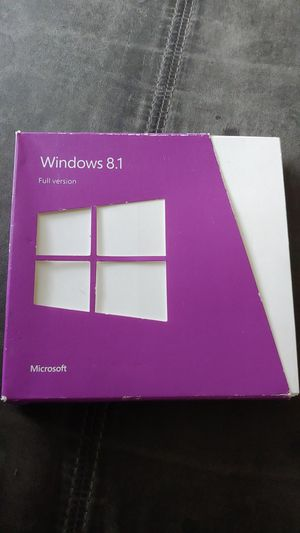 Windows 8.1 full version for Sale in Richmond, KY