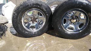 "Nice Chevy. 6 Lug 16 ""Rims Rims for Sale in San Jose, CA"