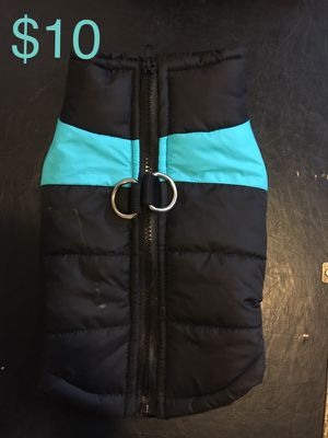 Dog jackets for Sale in Sheffield Lake, OH