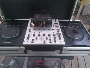 Dj pioneer set for Sale in Seattle, WA