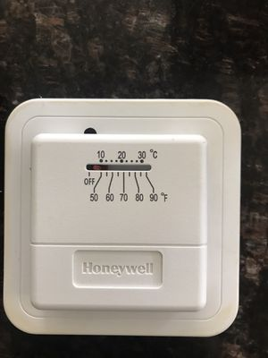 Basic Honeywell thermostat for Sale in Chula Vista, CA