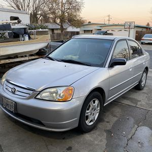 2002 Honda Civic Lx for Sale in Fairfield, CA
