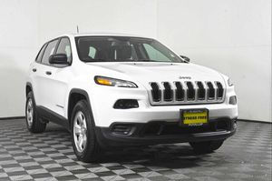 2016 Jeep Cherokee for Sale in Puyallup, WA