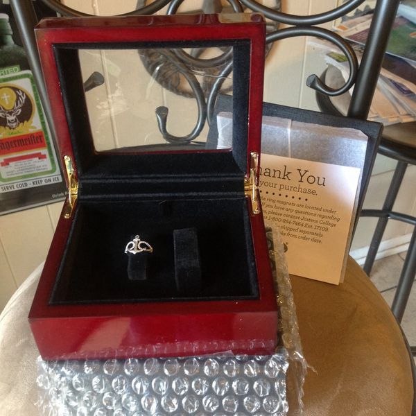 Jostens ring box for graduates for Sale in San Antonio, TX - OfferUp