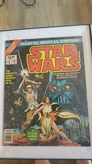 Star Wars Comics the Adaptation of New Hope for Sale in St. Peters, MO