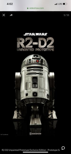 Star Wars sideshow not hot toys toy fair exclusive 1/6 collectible for Sale in Los Angeles, CA