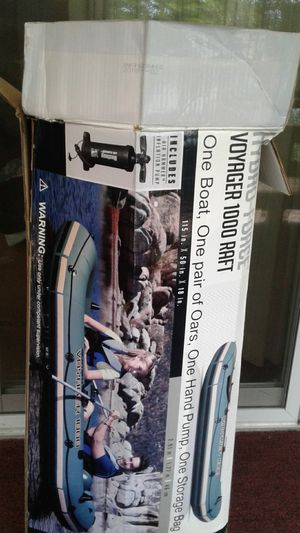 BESTWAY HYDRO- FORCE VOYAGER 1000 RAFT for Sale in Dover, DE