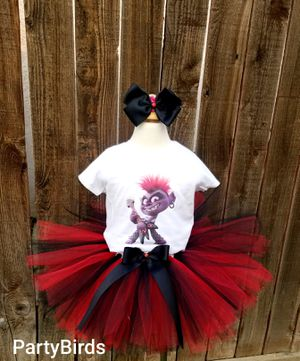 Trolls tutu set for Sale in Bakersfield, CA