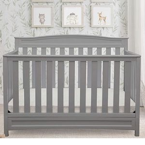 Baby Crib In Color Grey for Sale in Irving, TX