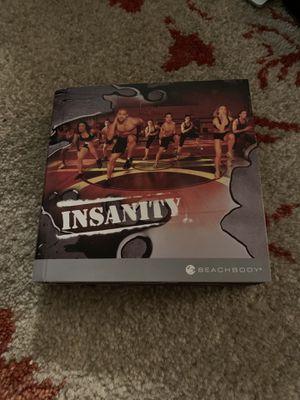 Beachbody Insanity CDs for Sale in San Francisco, CA