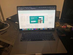 2018 MacBook Pro 15 for Sale in Alexandria, VA