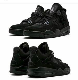 Jordan retro 4 black cat sz8.5 men ds for Sale in Hillsboro, OR