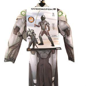 NWT Small Overwatch Genji Costume Cosplay Kids | Kids Overwatch Halloween Costume for Sale in Tampa, FL
