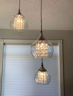 Pendant Style Chandelier Hanging Lamp Light Fixture for Sale in Vancouver, WA