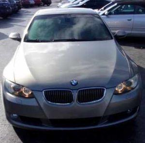 2009 BMW 3-SERIES 328I hard top convertible 123,960 mi VIN #WBAWL13509PX24500 for Sale in Tampa, FL