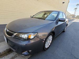 2008 Subaru Impreza 2.5 for Sale in Los Angeles, CA